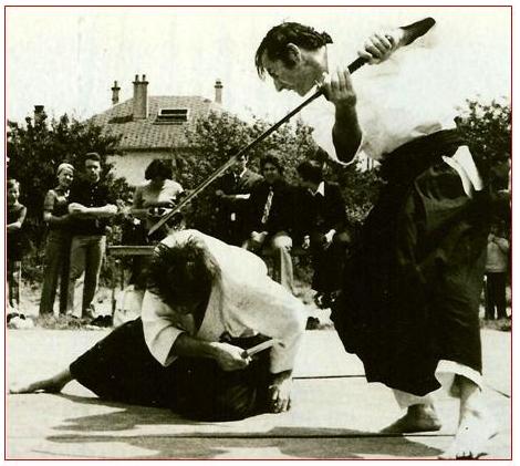 aikido,aikido montlucon asptt,guy lorenzi