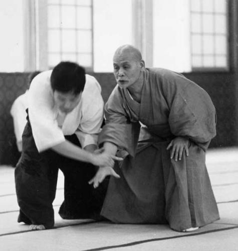 aikido,aikido montlucon asptt,noriaki inoue