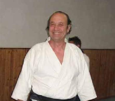 aikido,aikido montlucon asptt,bernard bleyer