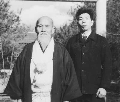 aikido,aikido montlucon asptt,saito morihiro,kata des 31 frappes