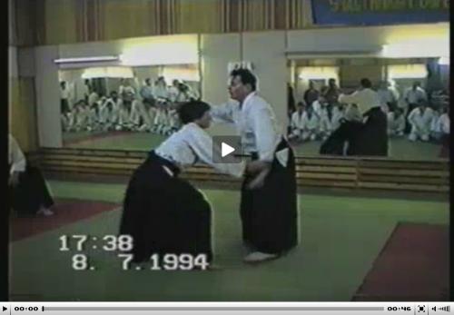 aikido,montlucon asptt,jacques bonnemaison