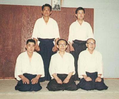 aikido,aikido montlucon asptt,akira tohei