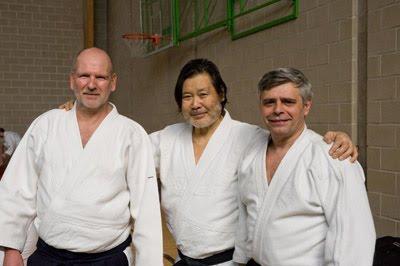 aikido,aikido montlucon asptt,louis van thieghem