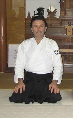 aikido,aikido montlucon asptt,paolo corallini