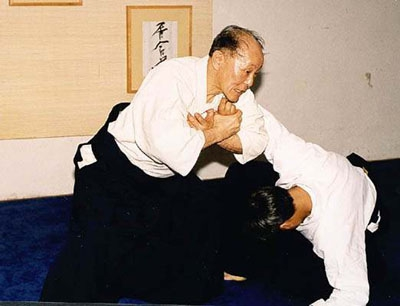 aikido, aikido montlucon asptt,Kenzo Miyazawa