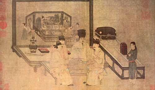 Zhou-Wenju-Go-Players.jpg