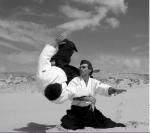 aikido,montlucon asptt,philippe léon