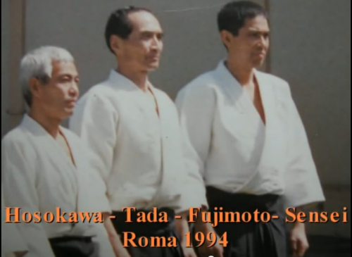 aikido,aikido montlucon asptt,hideki hosokawa