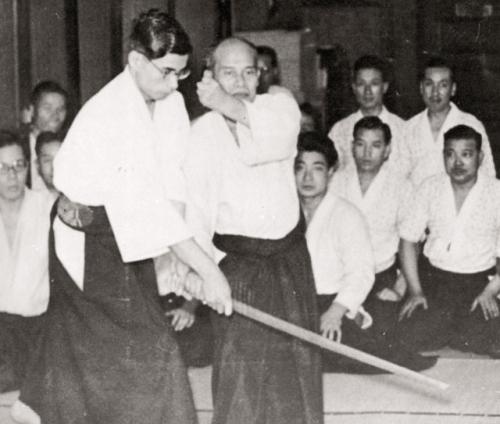 aikido,aikido montlucon asptt,kiyoshi nakakura
