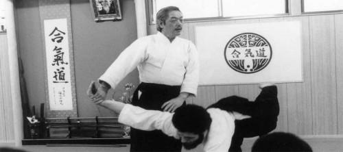 aikido,aikido montlucon asptt,andré cognard