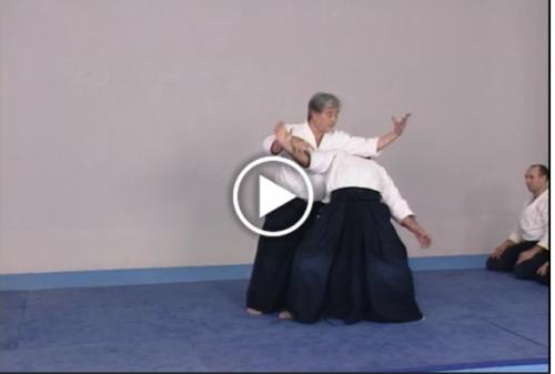 aikido  montlucon asptt,yamada sensei