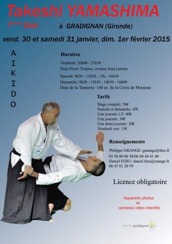 aikido,aikido montlucon asptt,yamashima takeshi