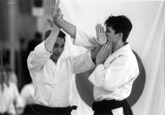 aikido,aikido montlucon asptt,nishio sensei