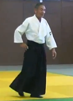 aikido,aikido montlucon asptt,sobue sensei
