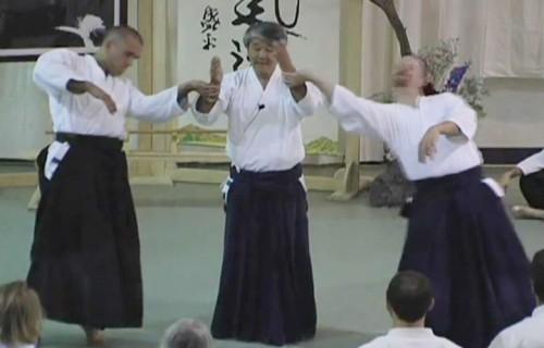 aikido  montlucon asptt,hiroshi ikeda