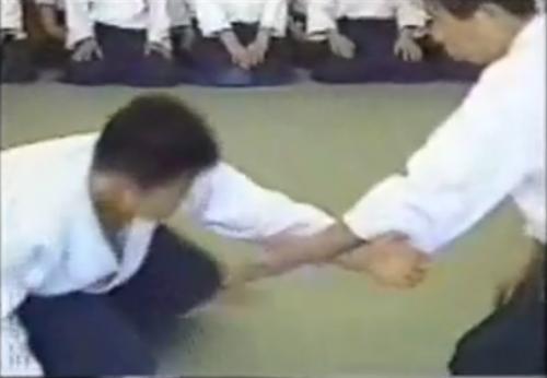 aikido,montlucon asptt,yamaguchi seigo