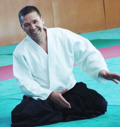aikido,aikido montlucon asptt,didier allouis