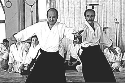 aikido,aikido montlucon asptt,michele quaranta