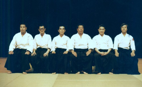 aikido,montluçon asptt,kobayashi yasuo