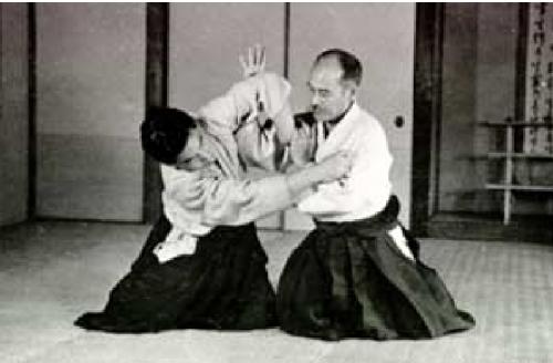 aikido,aikido montlucon asptt,shigemi yonekawa