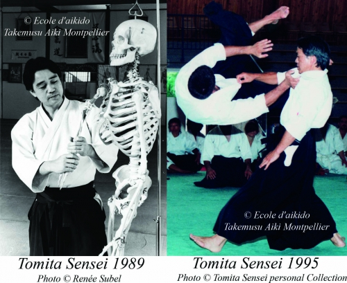 aikido,aikido montlucon asptt,takeji tomita