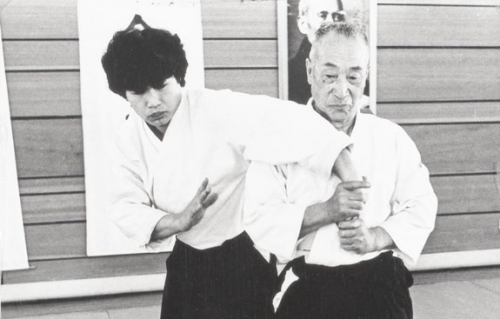 aikido,aikido montlucon asptt,rinjiro_shirata