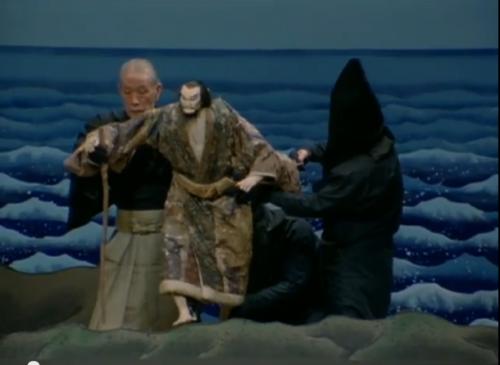 aikido,montlucon asptt,bunraku,marionnettes japonaises